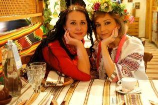 """Тетяна Буланова привітала Інну Єгорову в проекті """"Голос країни"""" і передала вітання Вакарчуку"""