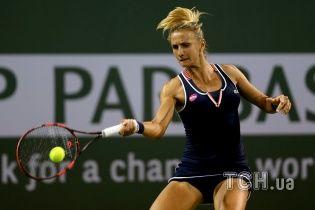 Українська тенісистка продовжує бити топ-гравців у США і вийшла у чвертьфінал