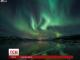 Полярне сяйво охопило напередодні небо Скандинавії, Росії та навіть Білорусі