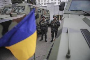 Українські силовики звільнили з полону бойовиків майора ЗСУ