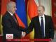 Президенти Росії та Південної Осеті підписали договір про співпрацю та інтеграцію