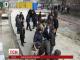 Екскаватор у супроводі співробітників міліції засипав котлован чергової скандальної забудови