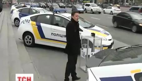 Сегодня киевляне получили возможность лично выбрать дизайн новых патрульных автомобилей
