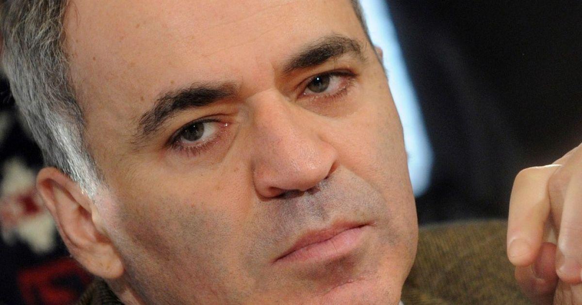 Каспаров спрогнозировал, как долго Путин будет править Россией