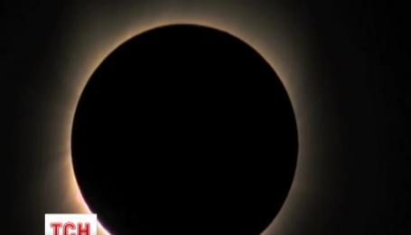 Сьогодні в Україні можна спостерігати часткове сонячне затемнення