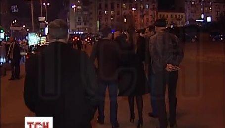 Донька Тимошенко з чоловіком відвідали концерт Кікабідзе
