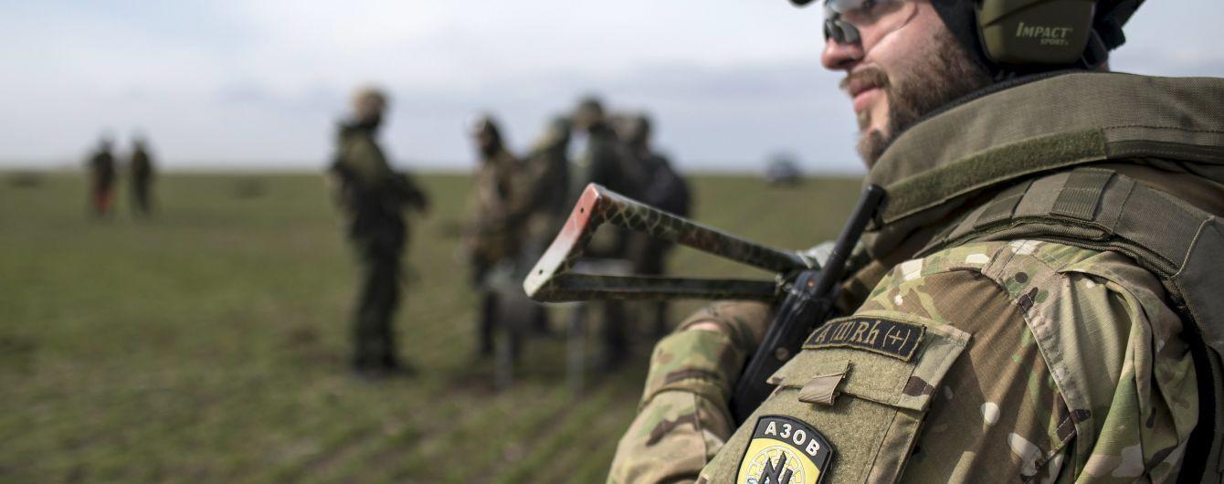 """Полк """"Азов"""" буде реорганізовано в бригаду чисельністю 2500 бійців — Білецький"""