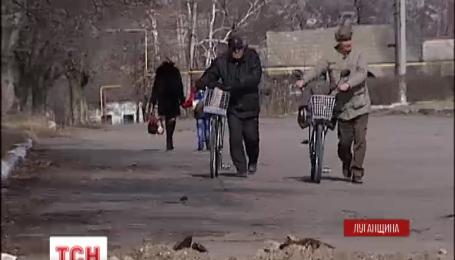 В бывшие фронтовые села и города на Востоке постепенно возвращаются люди