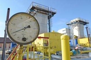 Україна розпочала максимальне цьогоріч закачування газу у сховища