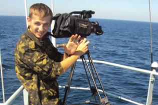 У зоні АТО загинув військовий журналіст, який не зрадив Україну під час захоплення Криму
