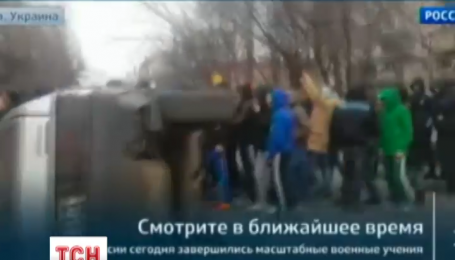 В Одессе снимают кино-приманку для российских СМИ