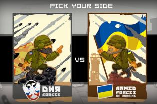"""Бельгийцы создали компьютерную игру о битве за Донецк между """"киборгами"""" и боевиками"""