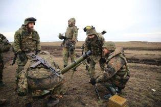 """Бійці """"Азову"""" підбили танк бойовиків під Маріуполем"""
