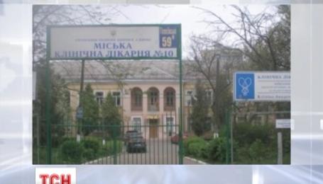 В результате пожара в киевской больнице погиб пациент