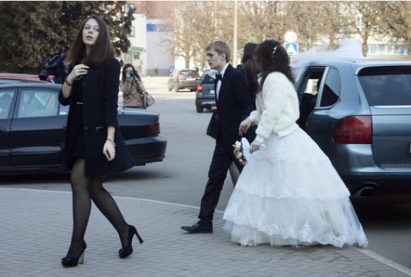 Весілля Сергія Звєрєва молодшого