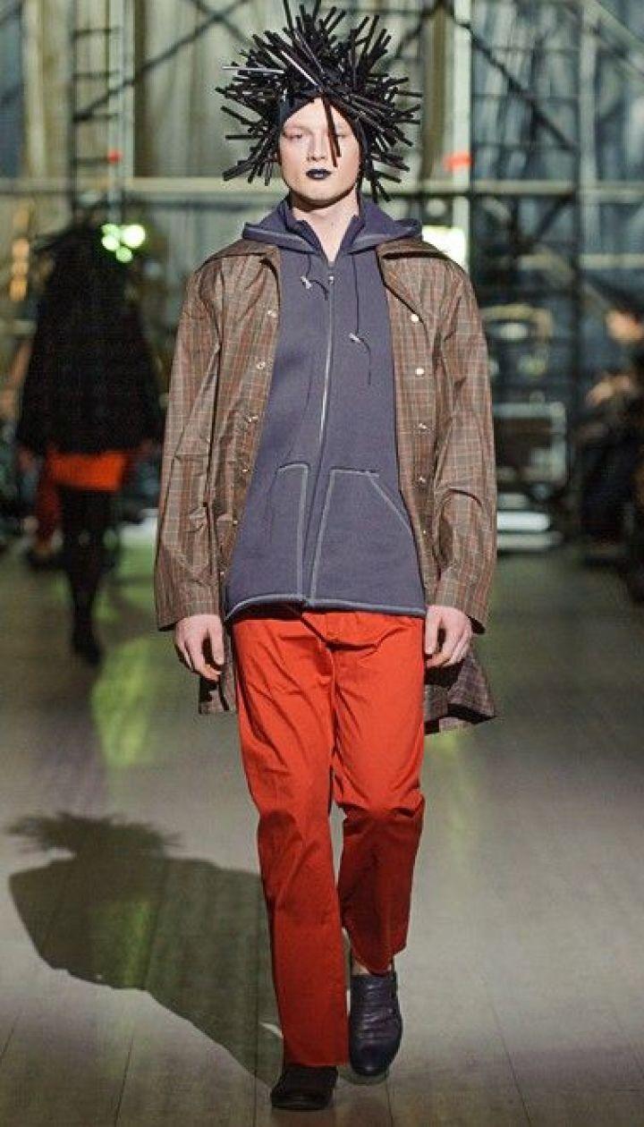 Коллекция осень-зима 2015-2016 Алексея Залевского, фото: Владимир Босак @ fashionweek.ua