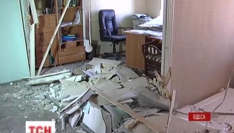 Нічний вибух в Одесі кваліфікували як теракт