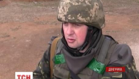 Боевики усиливают обстрелы украинских позиций в Широкино из запрещенного оружия