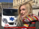 Французькі студенти передали на Схід України дві машини швидкої