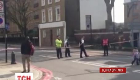 У британській столиці знайшли нерозірвану вибухівку часів Другої Світової