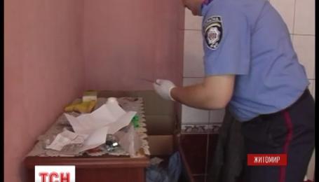 У Житомирі міліція затримала квартирних злодіїв