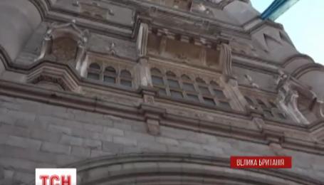 В Лондоне нашли неразорвавшуюся бомбу времен Второй мировой