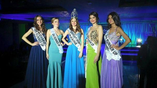Украинка обошла россиянку на международном конкурсе красоты в Испании