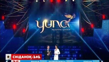 """На церемонії YUNA  Фагот замінить Кузьму у гурті """"Скрябін"""""""