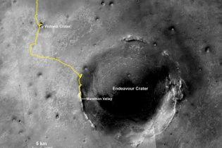 У пиловій бурі на Марсі загубився легендарний марсохід Opportunity