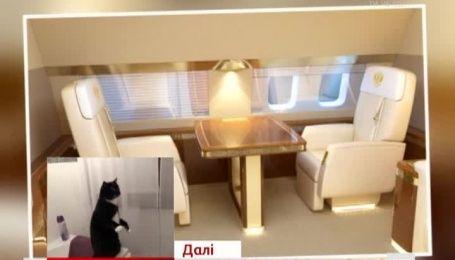 Владимир Путин решил побаловать себя двумя новыми самолетами