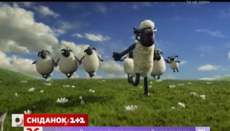 Любимец малышей барашек Шон появился на больших экранах