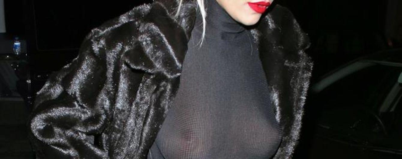 Рианна, Рита Ора и Леди Гага: звезды, которые не носят нижнего белья