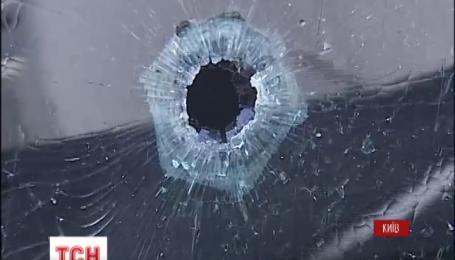 В центрі Києва відбулася перестрілка
