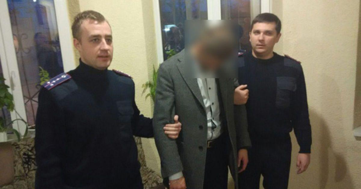 В Харькове задержали взяточников в горсовете. @ МВД Харьковской области