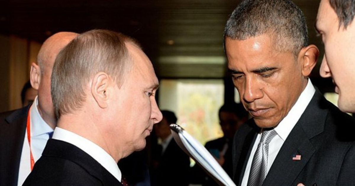 Официально: Путин встретится с Обамой в Нью-Йорке