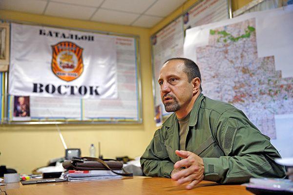Олександр Ходаковський, ватажок ДНР