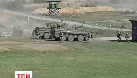В Україні цього року пройде кілька масштабних міжнародних військових навчань