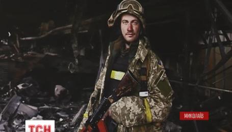 В Миколаєві відкрили виставку світлин боїв за донецьке летовище