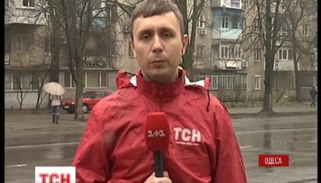 В Одессе ночью стреляли в волонтера