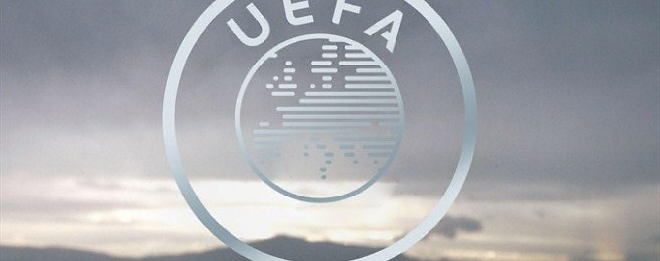 УЄФА вигнав російський клуб із єврокубків