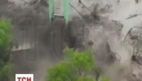 В Перу объявлено чрезвычайное положение из-за мощных наводнений и оползней