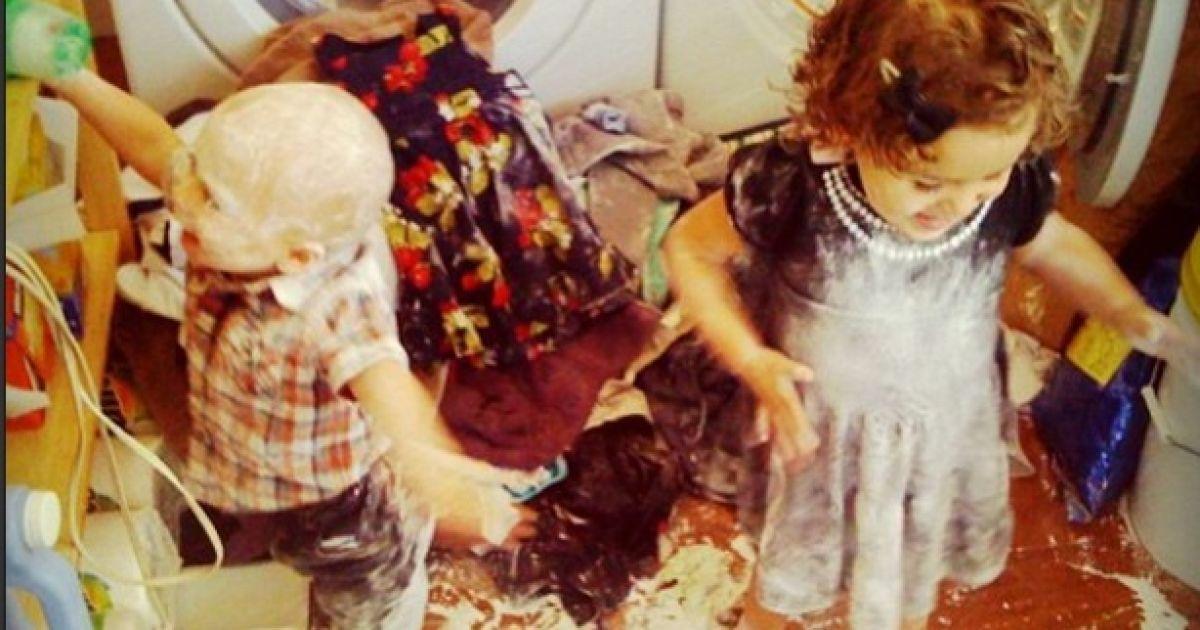 Дітки вражають своїми витівками @ vk.com/Марина Донецкая