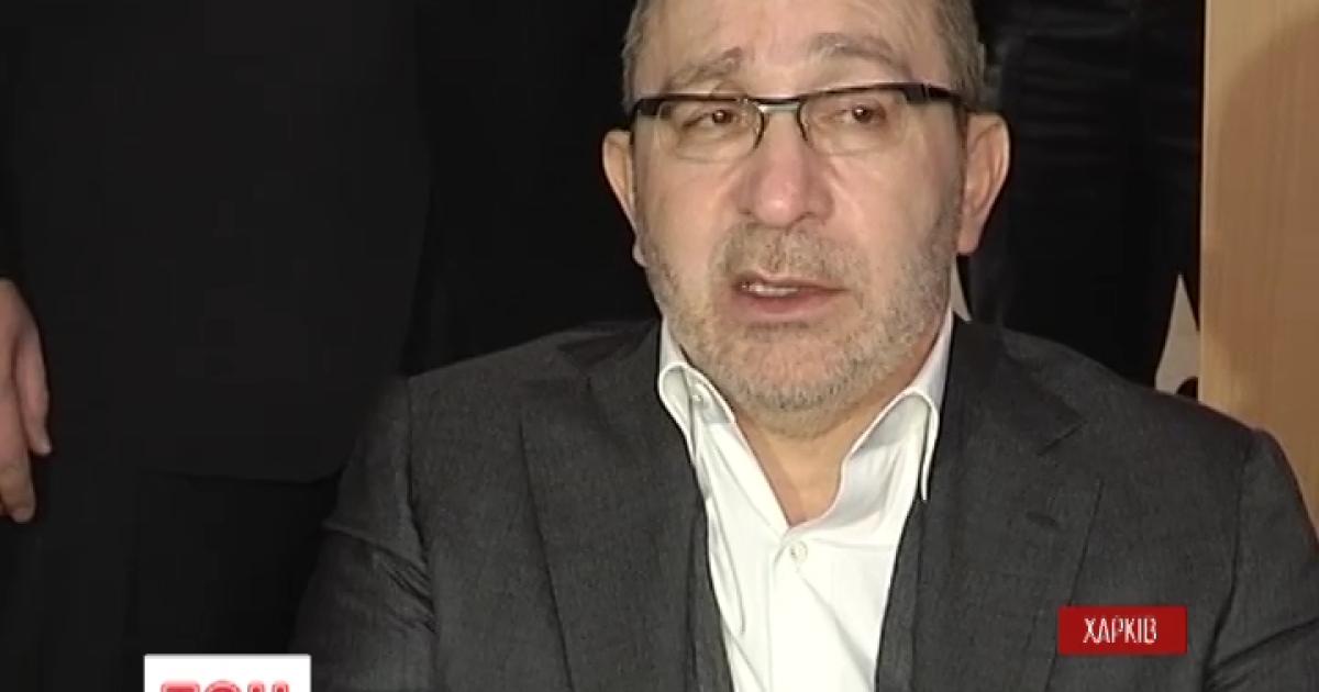 Геннадий Кернес снова идет в мэры Харькова