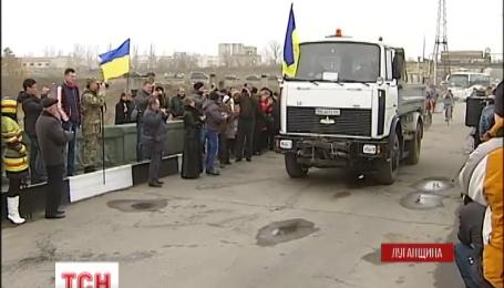 На Луганщине украинские военные отремонтировали переправу между Рубежным и Северодонецком