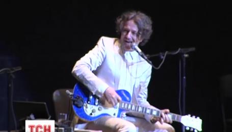 В Киеве отменили запланированный на 16 мая концерт Горана Бреговича