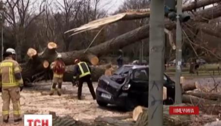 Ураган «Ніклас» забрав життя щонайменше дев'яти європейців