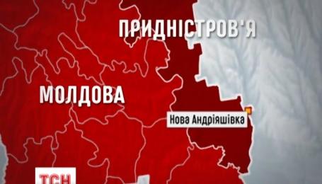 Приднестровские пограничники подстрелили гражданина Молдовы
