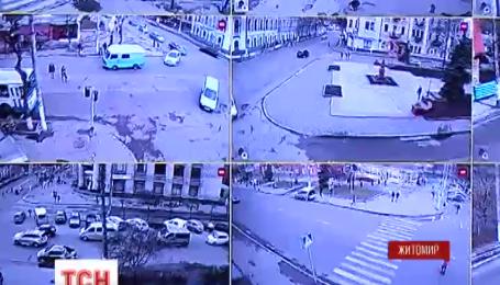 В Житомире начал действовать оперативный центр, который отслеживает ситуации на дорогах