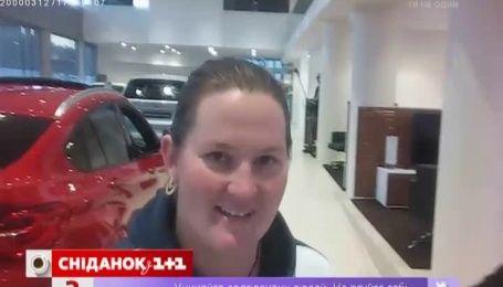 Новозеландка повірила в першоквітневий розіграш і отримала за це нову машину