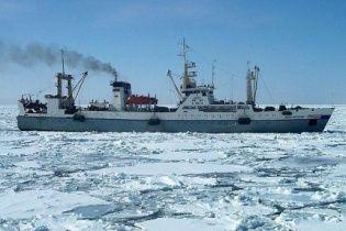 """Слідчий комітет РФ з'ясував, чому потонув траулер """"Далекий Схід"""""""